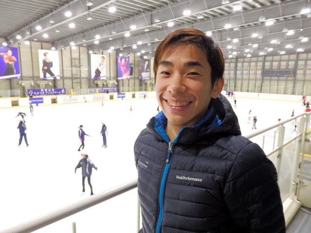 芸能活動を続けながらコーチ業を担う織田信成さん「次は自分が恩返しをする番。五輪メダリストを出したい」と意気込みを語る