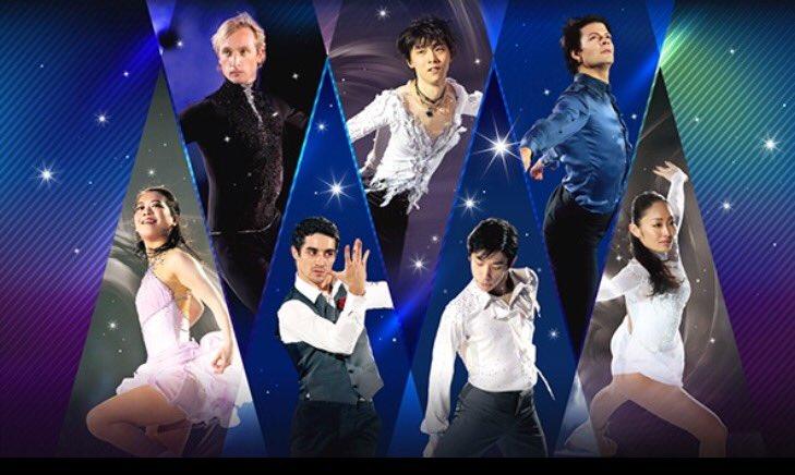 羽生結弦の華麗な演技。ファンタジーオンアイス2017幕張公演と神戸公演の演技ノーカット完全版を会場音のみで放送決定
