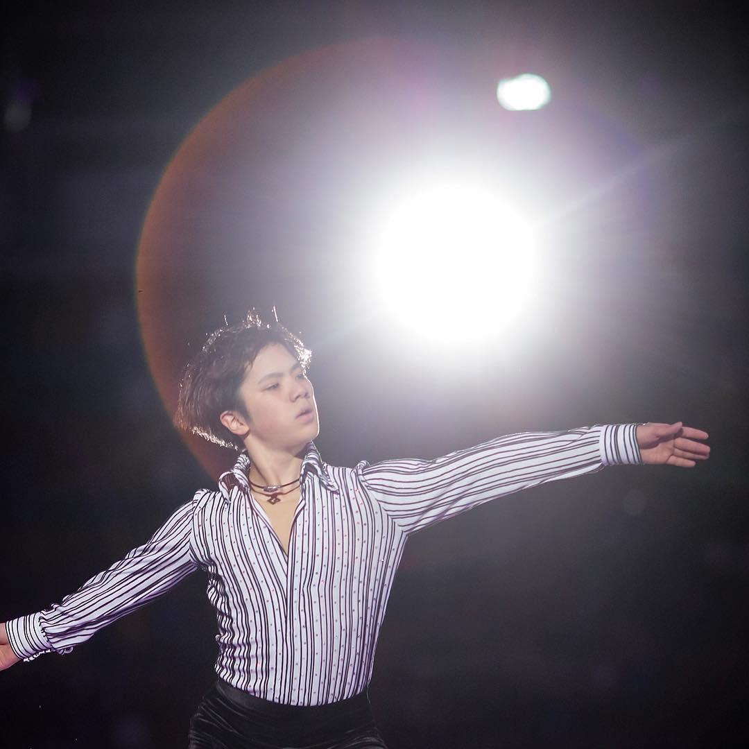 立て続けにアイスショーに参加する宇野昌磨。会いに行けるファンは嬉しいけど体調面を心配する声も上がってるみたいだ
