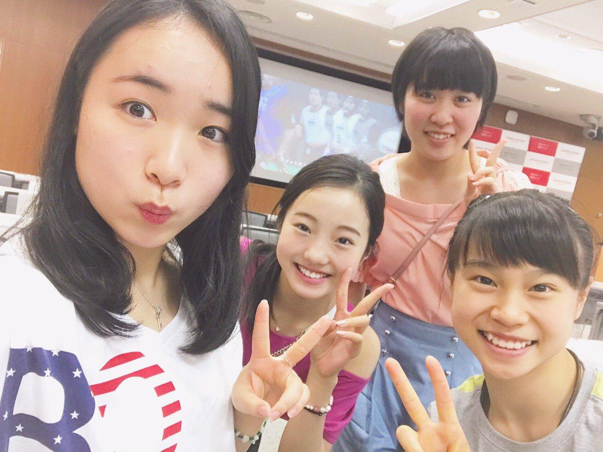 本田真凜が仲良しアスリート組とインスタライブに登場。オリンピック目指して団結