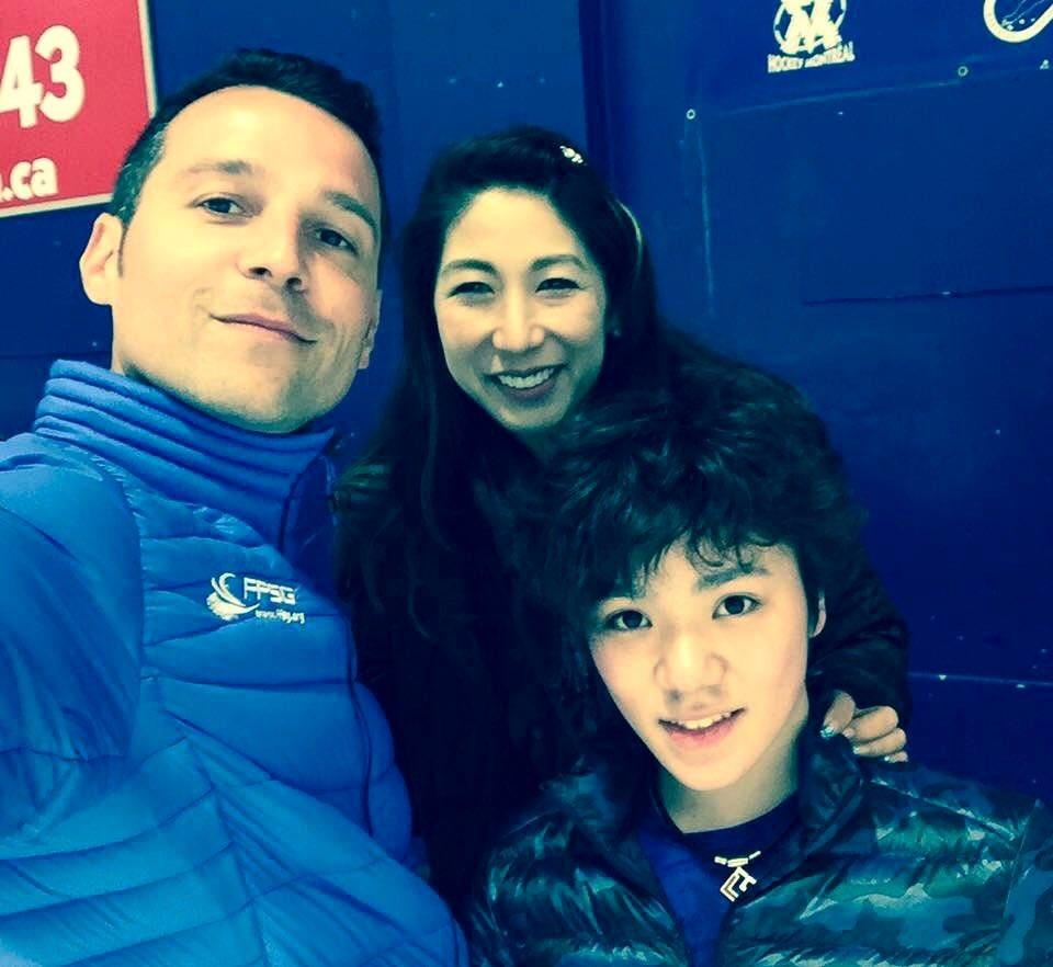宇野昌磨選手の最新の様子を公開。カナダで振付練習?元気そうで一安心