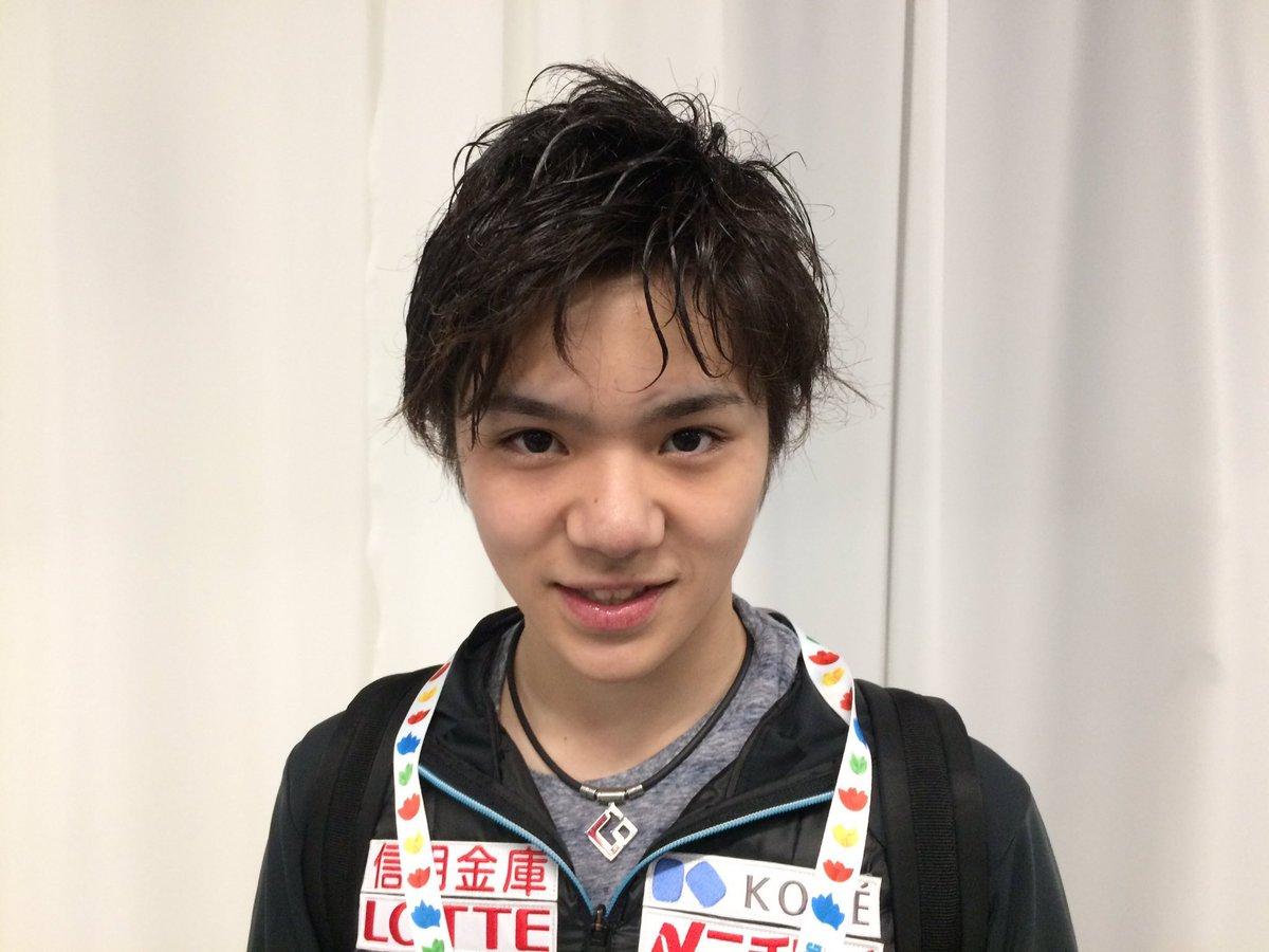 目指すはオリンピック金メダル。トヨタ総務人事本部へ配属される宇野昌磨選手は今年2月から中京大学を休学し来年の平昌五輪に専念