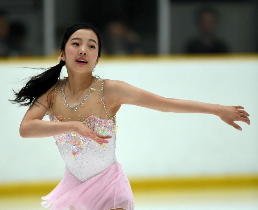 五輪シーズン本田真凜のSP演技はジェラシー&ラ・クンパルシータ。フリー演技は「トゥーランドット」