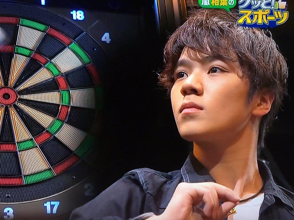 グッと!スポーツ公式サイト更新。宇野昌磨選手が大学の友達とダーツを遊ぶなど裏話満載