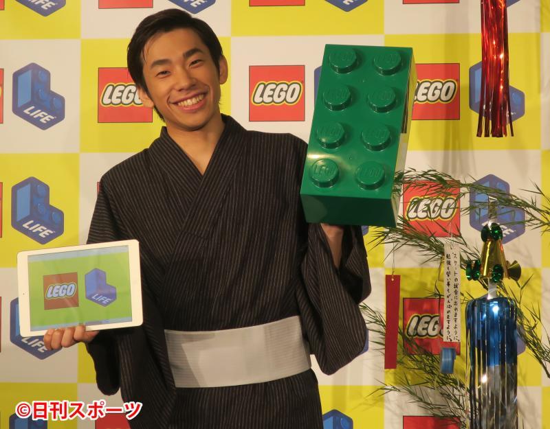 織田信成の6歳長男が年内にもスケート大会デビュー「ジャンプ力があって感性もいい」