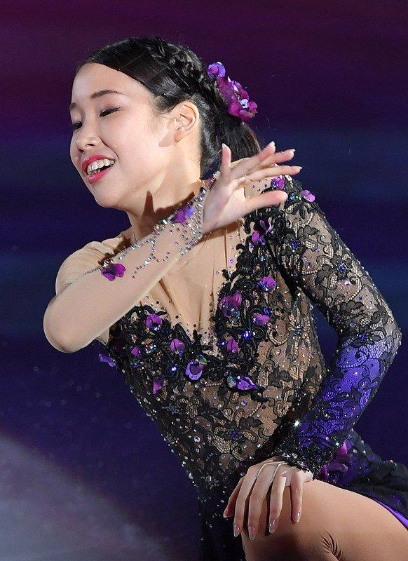 ドリーム・オン・アイス2017。三原舞依が初タンゴの新SPで情熱的な舞