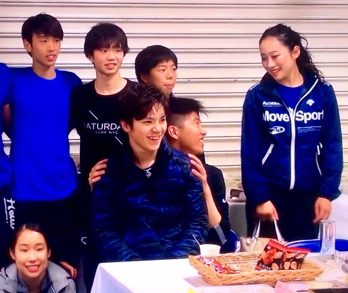 ドリームオンアイス2017。宇野昌磨選手の成長・躍進ぶりにファンも感激