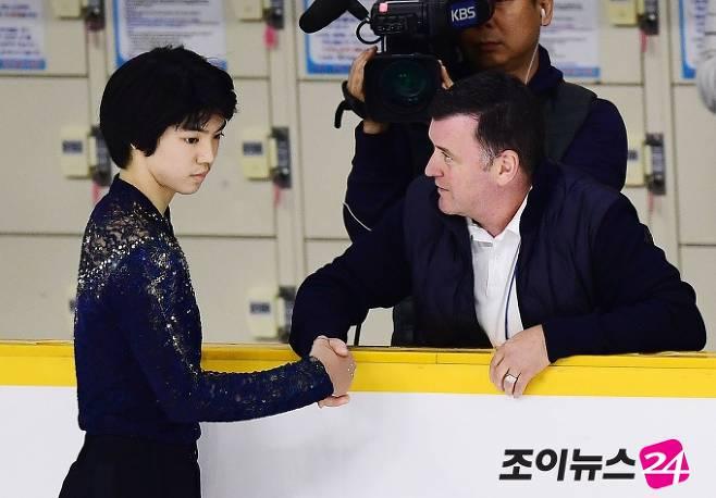 足の怪我に苦しむジュンファン。韓国の大会でも3位と順位を落とす