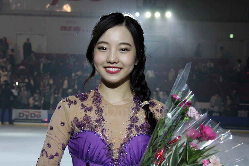 本田真凜のインスタグラムフォロワー数が10万越え。日本のフィギュアスケート選手ではNO1に