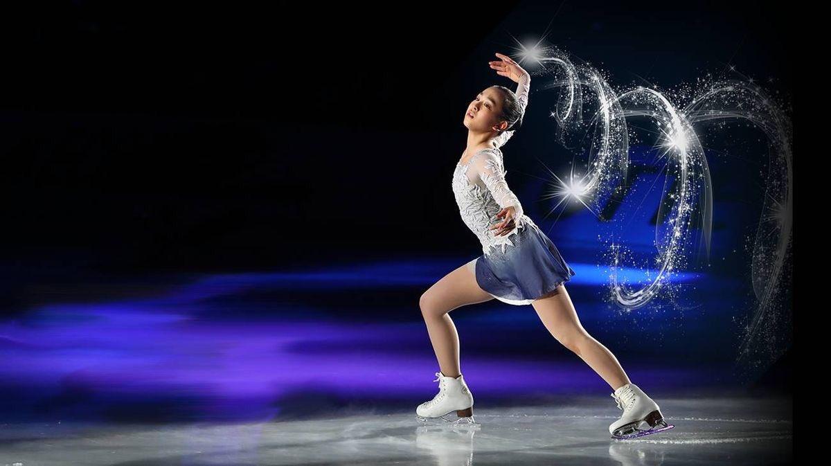 THE ICE2017。フィナーレダンスの振り付けを浅田真央ら全員集合して練習。宇野・宮原の次世代エースの並びが可愛い