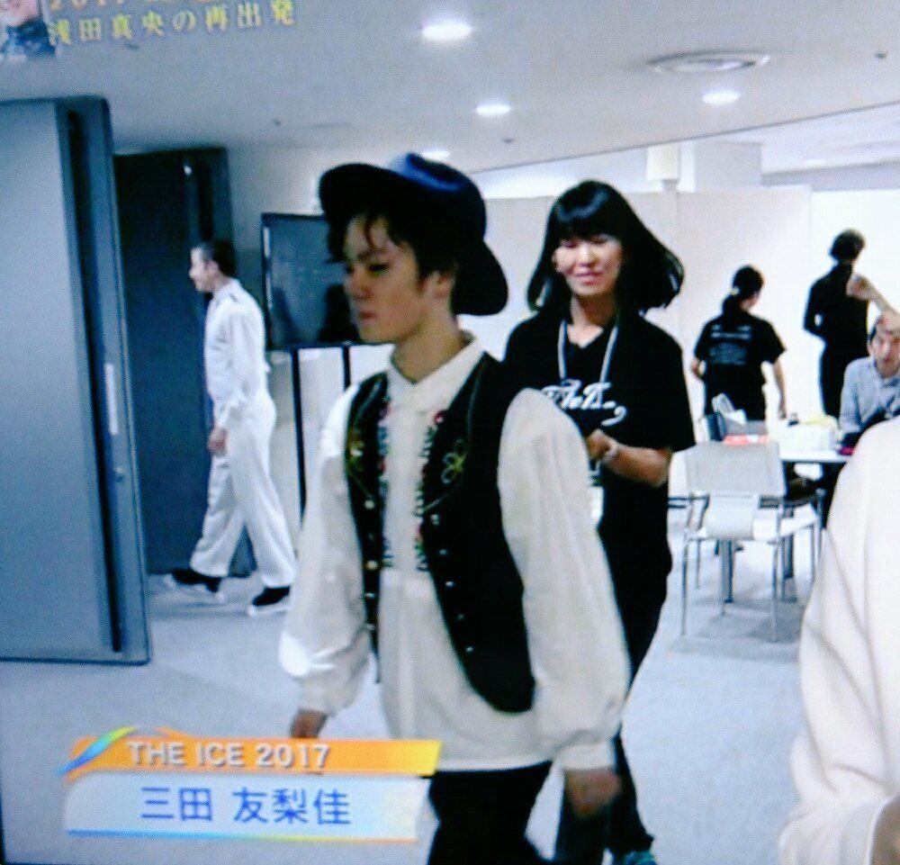 宇野昌磨がついにファッションに目覚める?派手な衣装も可愛く見えるから不思議