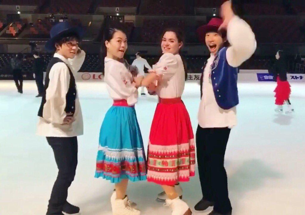 ザ・アイス2017で披露される織田信成・宇野昌磨・鈴木明子・ソトニコワの衣装が可愛い