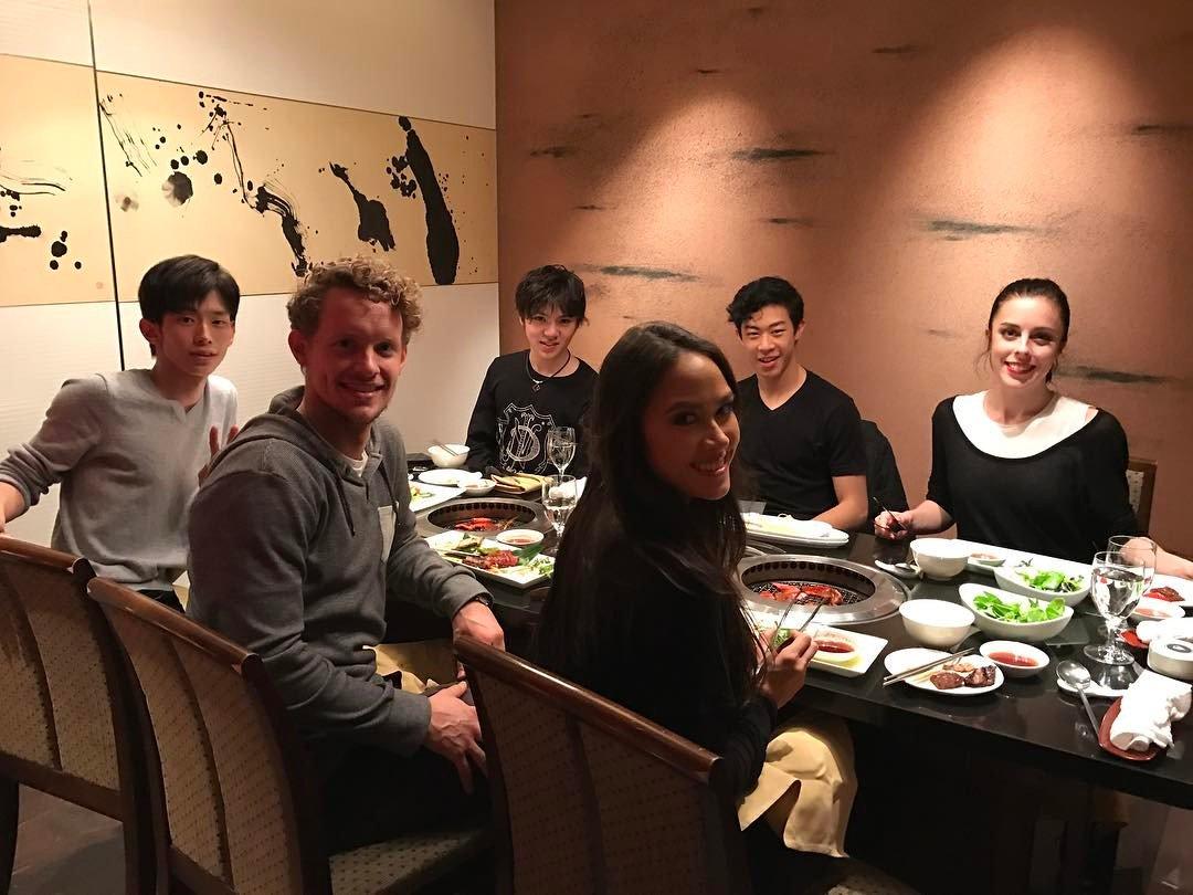8月31日発売。宇野昌磨&ネイサン・チェンの対談が掲載されているWFS79号の発売を楽しみにしているファンが沢山いるみたいだ
