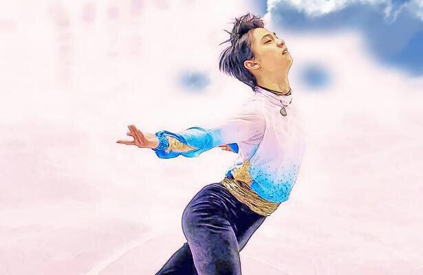 アジア各国で羽生結弦の衣装を真似する選手が続出?リスペクトしている気持ちが伝わってくる