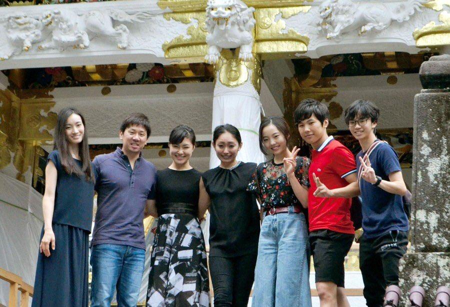 明日から開催されるプリンスアイスワールド日光公演。本田真凜が日光東照宮でアイスショー成功祈願「パワーをもらいました」