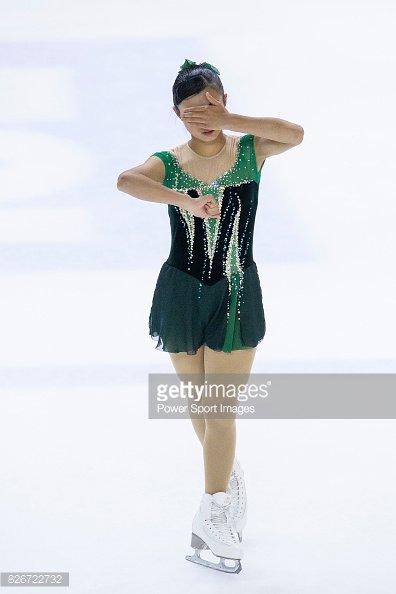 げんさんサマーカップ3位に終わった坂本花織が「オリンピックの『オ』も見えない」と悔しさをかみしめる。
