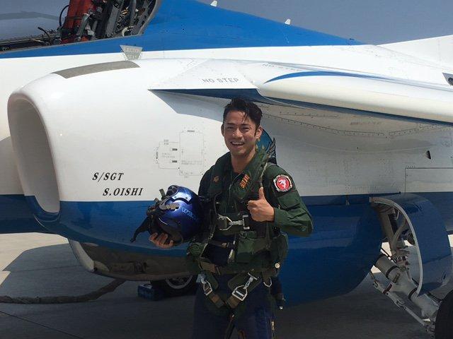 8月17日放送のNEWS ZEROで高橋大輔が人生初のパイロットスーツを着用。航空機に乗って飛行する映像に期待