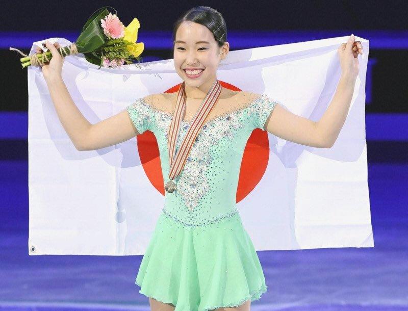 今日は三原舞依選手、18歳のお誕生日。平昌オリンピック出場の目標が叶うようにと多くのファンが祝福