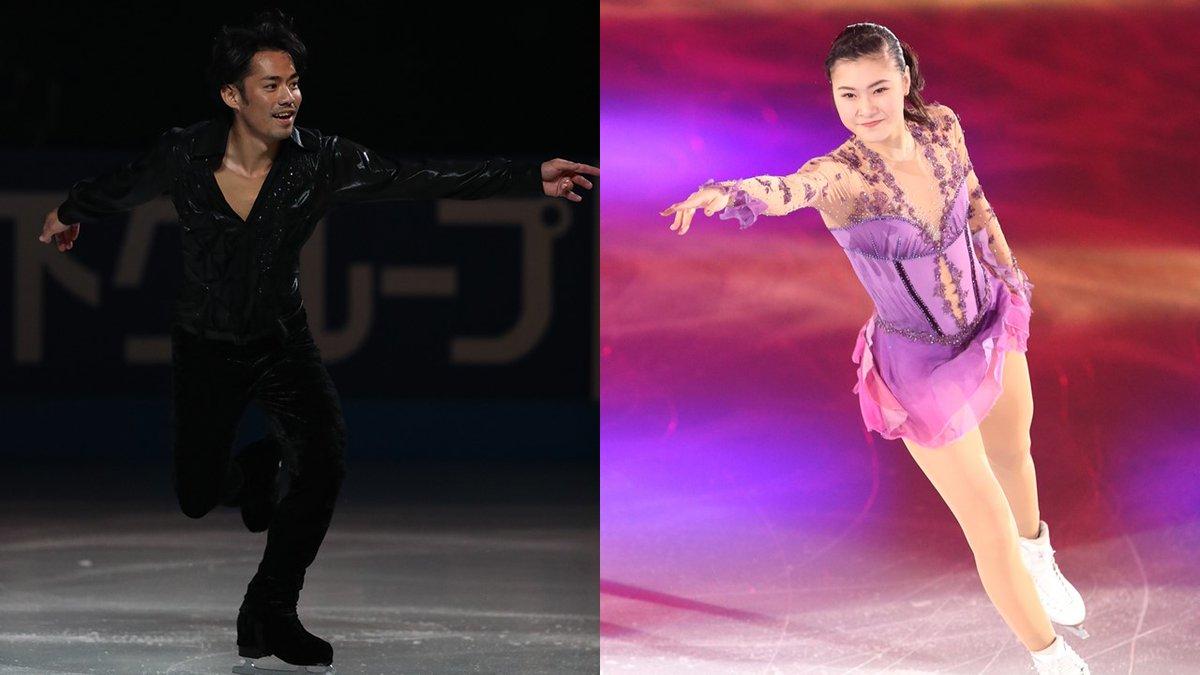 カーニバル・オン・アイス2017に 高橋大輔&村上佳菜子の出演が決定