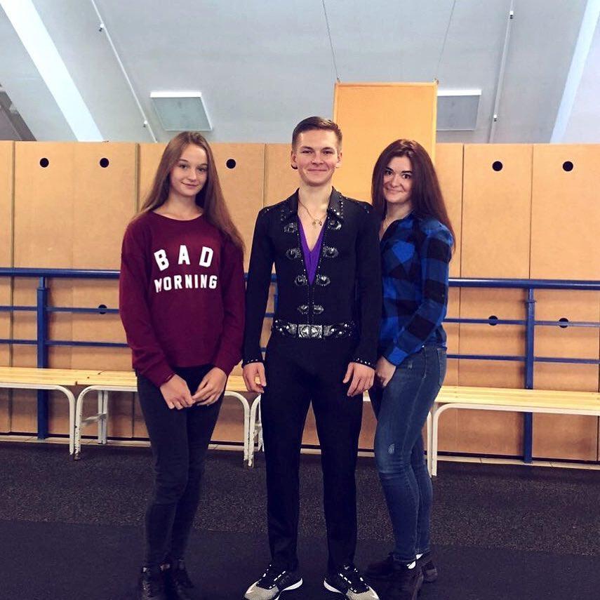 ミハイル・コリヤダ選手の新衣装を公開。ロックなイメージでカッコいい
