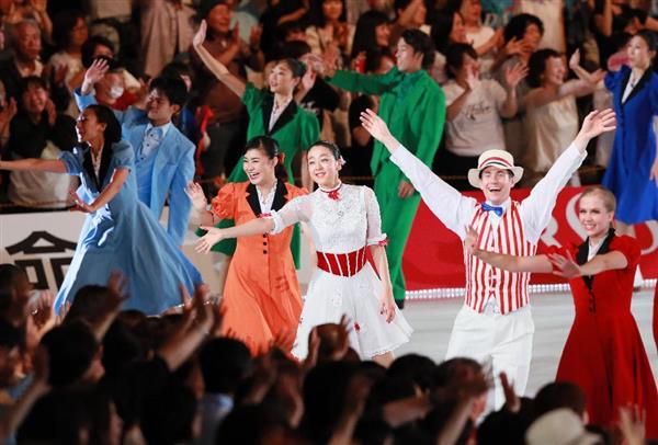 ザ・アイス2017名古屋公演が本日開演。浅田真央への愛知県民栄誉賞も本日表彰