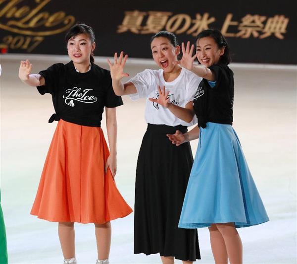 浅田真央のザ・アイス2017名古屋公演が明日から開催。全公演当日券の販売もなく既に完売