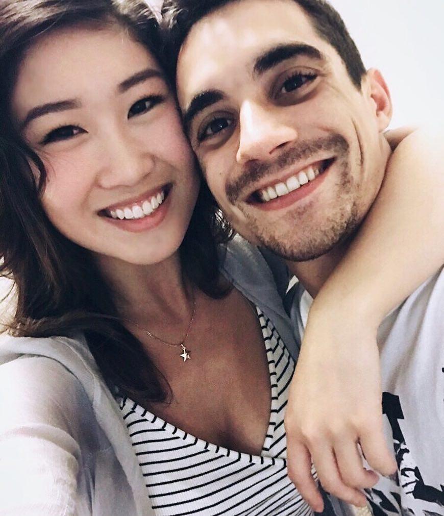ハビエル・フェルナンデスに新しい恋人発覚?アジア人女性と親し気に頬を寄せ合っている写真を公開