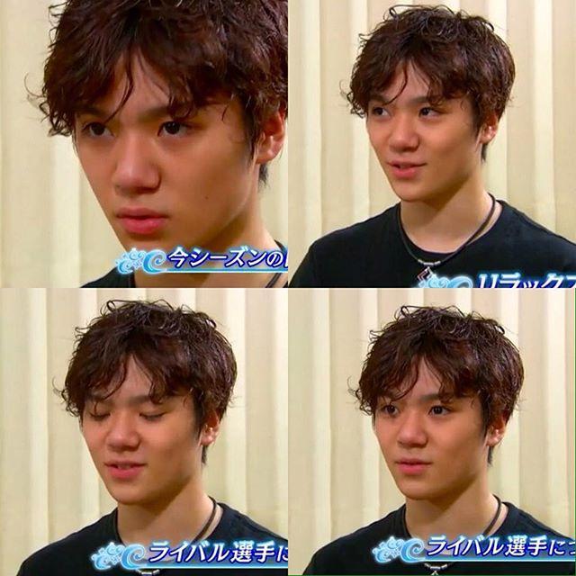 地元名古屋の番組で宇野昌磨選手へインタビュー。「今は選手としてピークではない」まだまだ成長過程である事を明かす