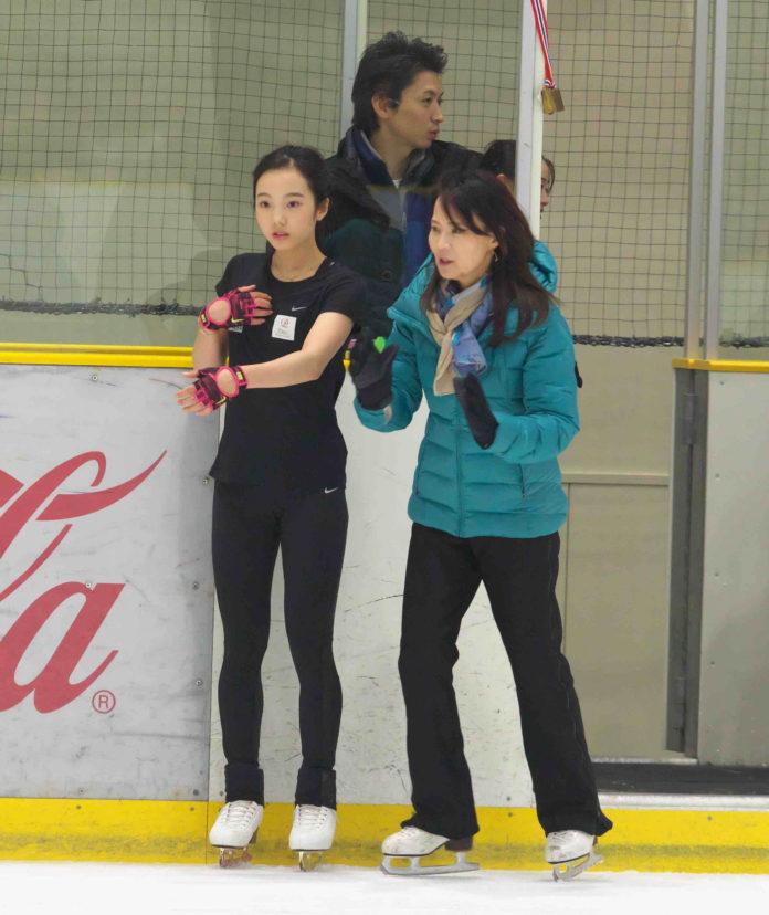 濱田美栄コーチが明かす。本田真凜選手のSP変更に「彼女は芸術家なのでいろいろ発想が変わる」