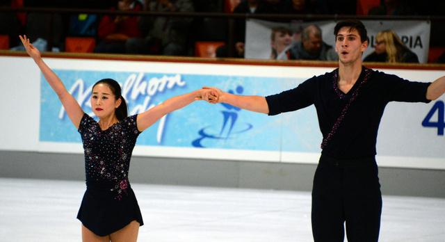 ペア、日本は五輪出場枠獲得ならず。北朝鮮が同国初の平昌五輪切符
