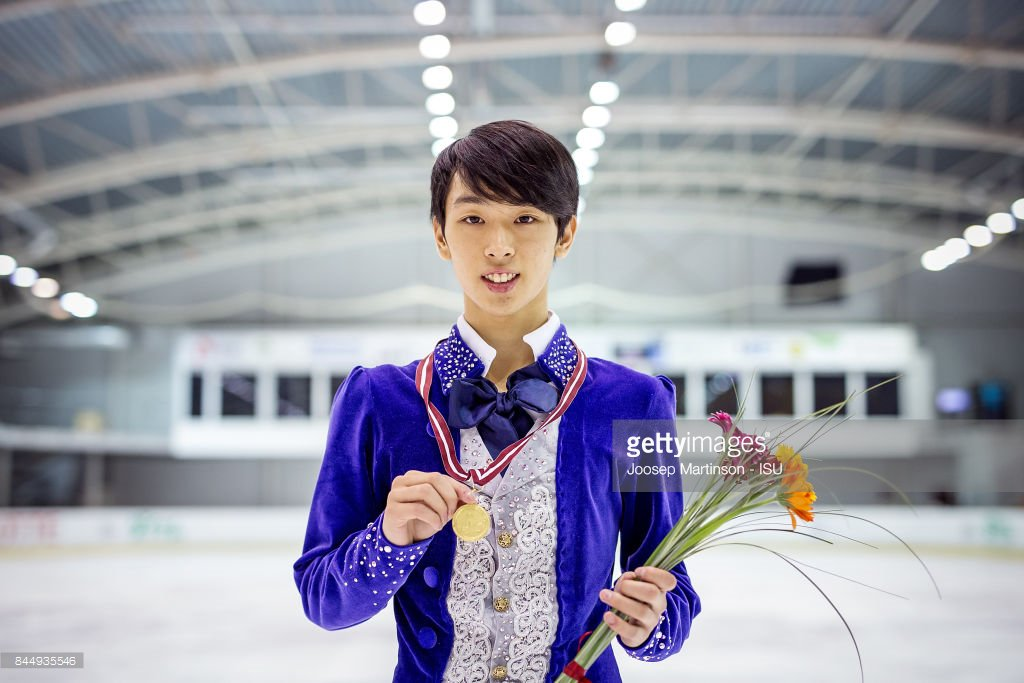 ジュニアGPラトビア大会で16歳の須本光希が初優勝