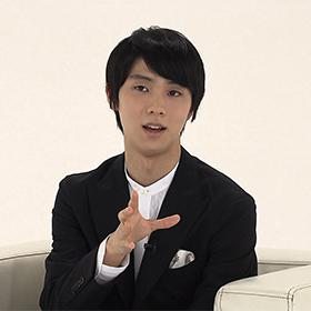 羽生結弦が自身の演技を解説。「神様に選ばれた試合」がテレビ朝日で9月24日に放送決定