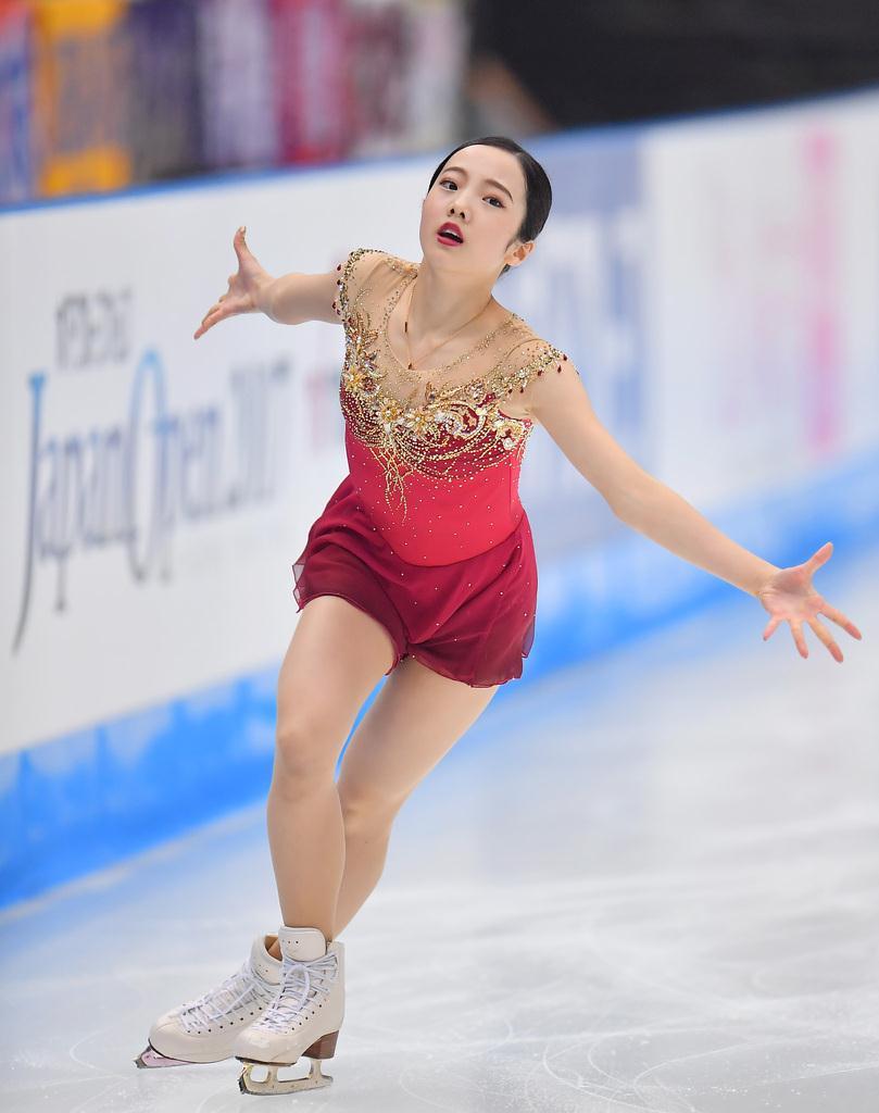 本田真凜「このままではシニアだと通用しない。見つめ直したい」自己ベストも女子5位世界の壁痛感