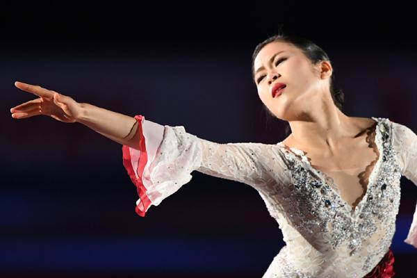 帰ってきた宮原知子「大会を重ねるごとに少しずつ上げていければいい」。スケートアメリカは平昌五輪への大切なステップ