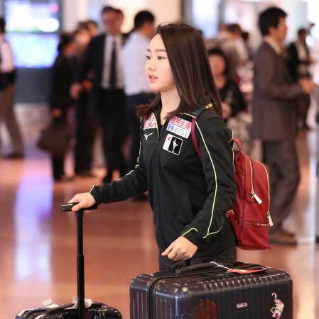 樋口新葉が帰国早々に無休宣言。平昌五輪出場のカギ握るライバルは?