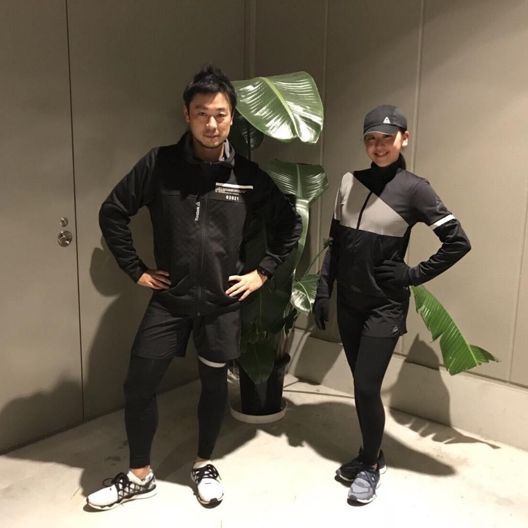 浅田真央が10キロマラソントレーニングも難なく完走。表情が生き生きして楽しそう