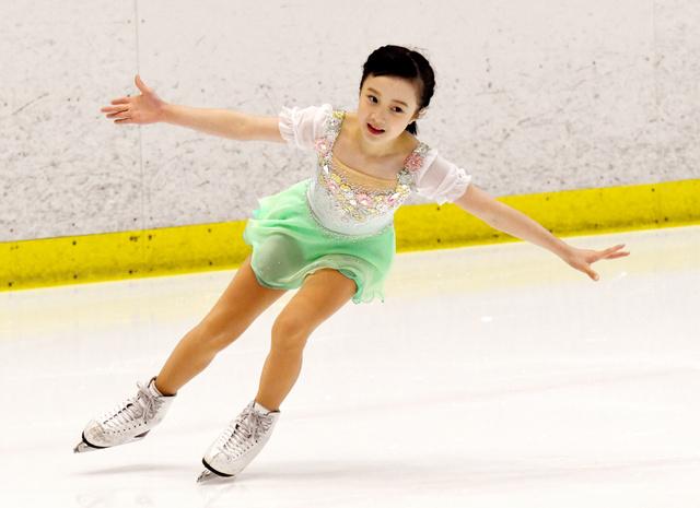 本田真凜の妹・紗来、五輪目指し1日練習8時間以上…女優も両立「もっと上手に」