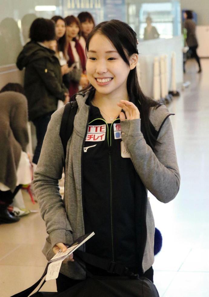 三原舞依「わくわくした気持ちで滑る」 GP中国大会に出発