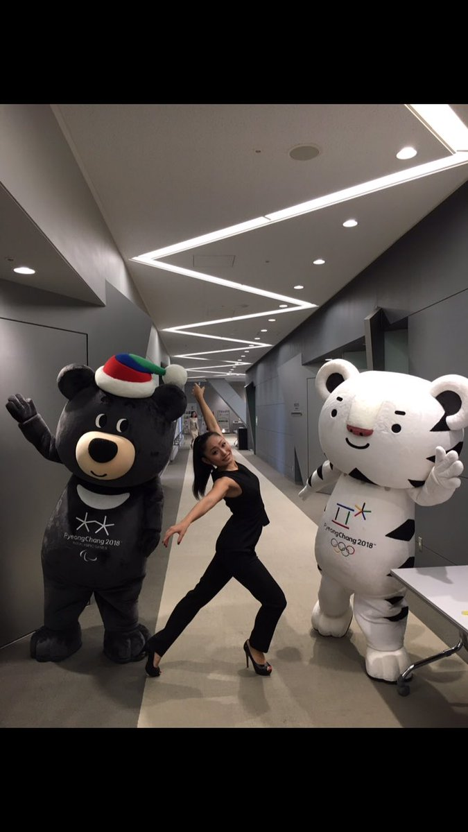 安藤美姫が平昌五輪開催地の観光広報大使に任命される
