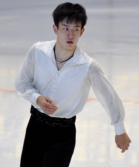 西日本選手権シニア男子で山本草太が完全復活。全日本選手権出場へ