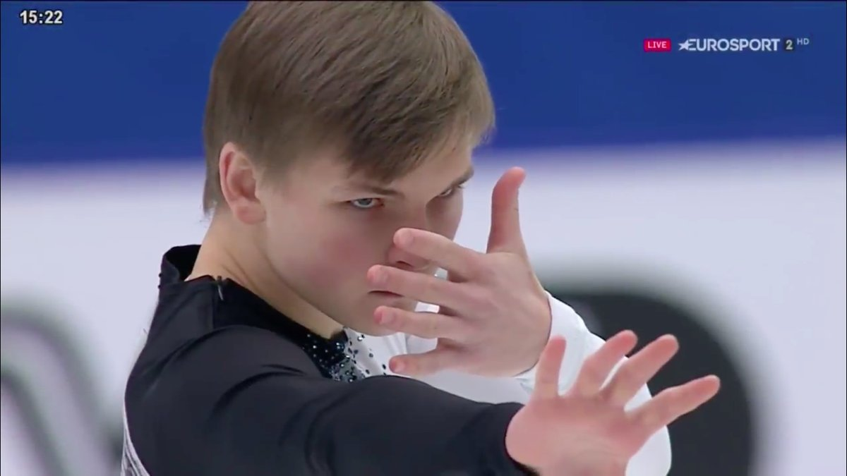中国杯2017。田中刑事SP自己ベスト87・19点で4位発進。ロシアの伏兵コリヤダが首位