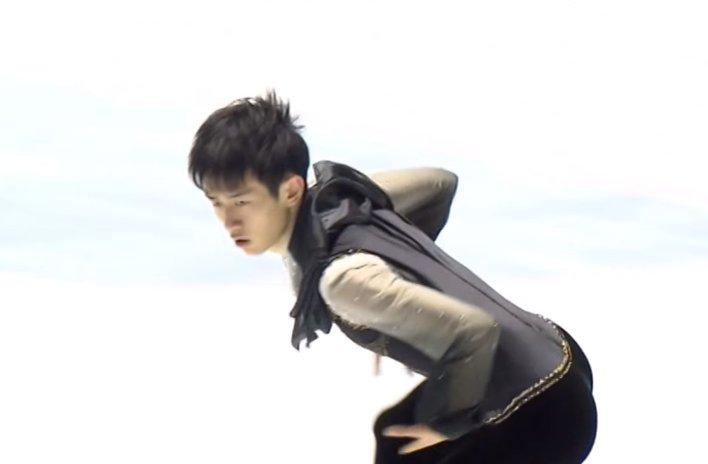 スピンやステップが大幅に進化。山本草太選手の西日本選手権 FS演技を公開。