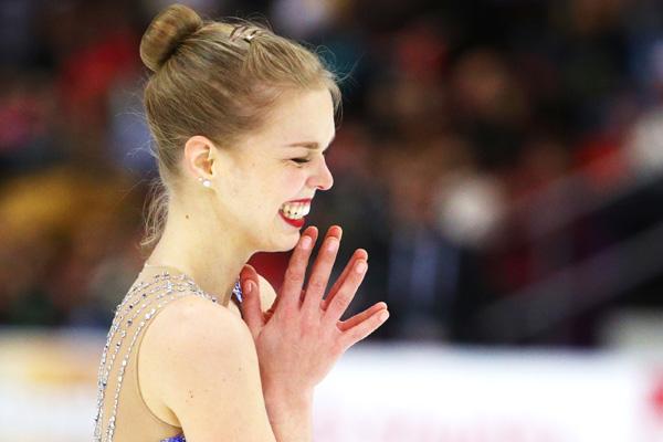 スケートアメリカ大会2017。アシュリー・ワグナーがフリーでまさかの棄権。GPファイナル逃す