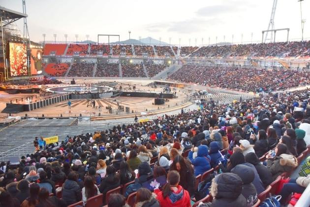 【平昌五輪】開閉会式場コンサートで低体温症が続出 現地メディア「赤信号」