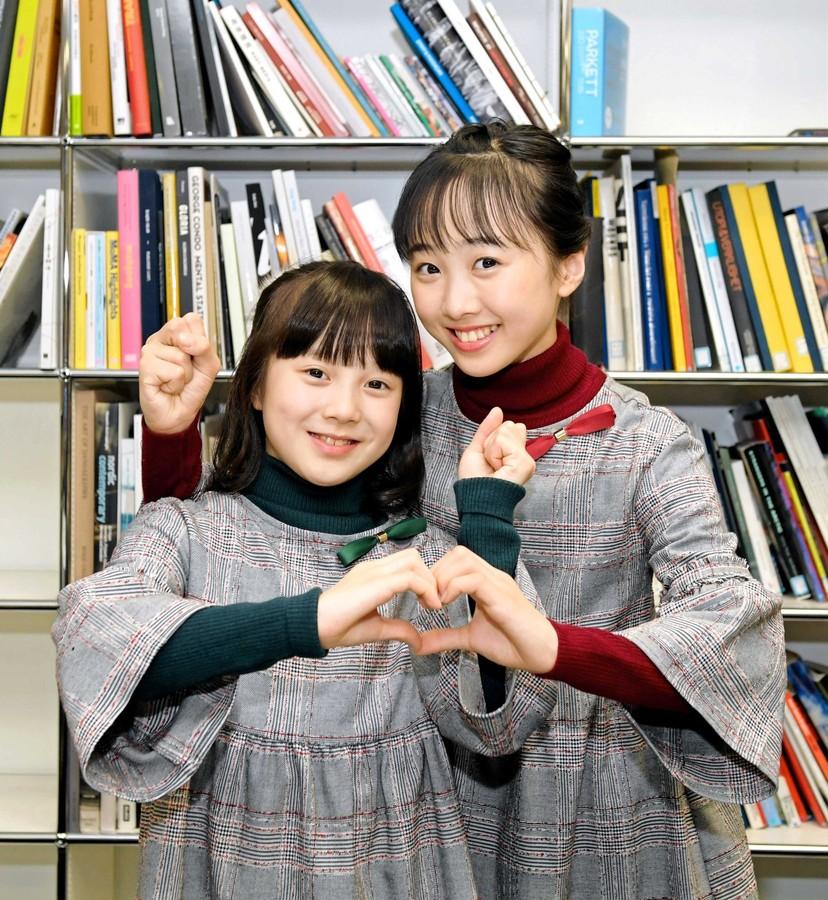 本田望結&紗来が自慢の真凜お姉ちゃんへエール「必ずオリンピックに出てね」