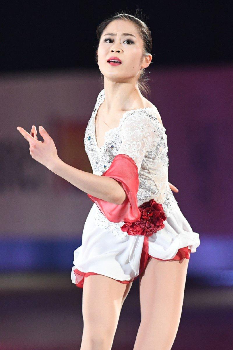 宮原知子、3連勝中の全日本選手権へ前向き「いい演技できれば」