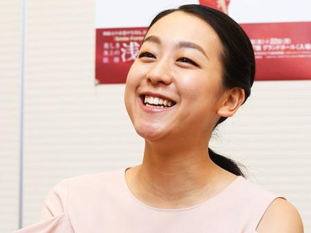 平昌日本代表「攻めの演技を」浅田真央さんにインタビュー