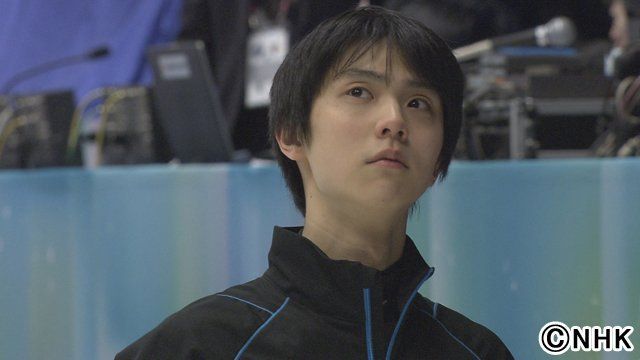 NHKが羽生結弦選手に密着した「五輪連覇への道 」2月7日に放送決定!