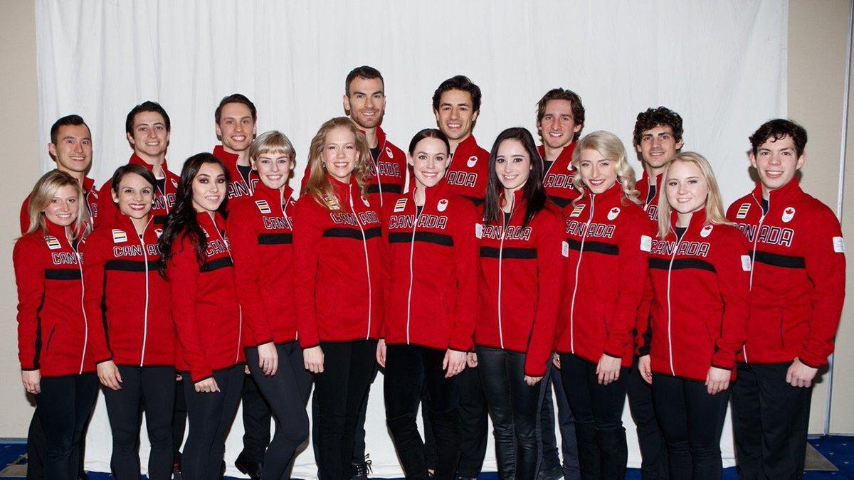 平昌五輪カナダ代表決定!男子はパトリック・チャン&キーガン・メッシング。女子はガブリエル・デールマン&ケイトリン・オズモンド&ラーキン・オーストマン