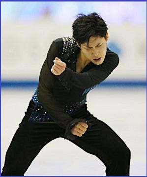 田中、切れのある動き「プログラムの完成度を上げたい」